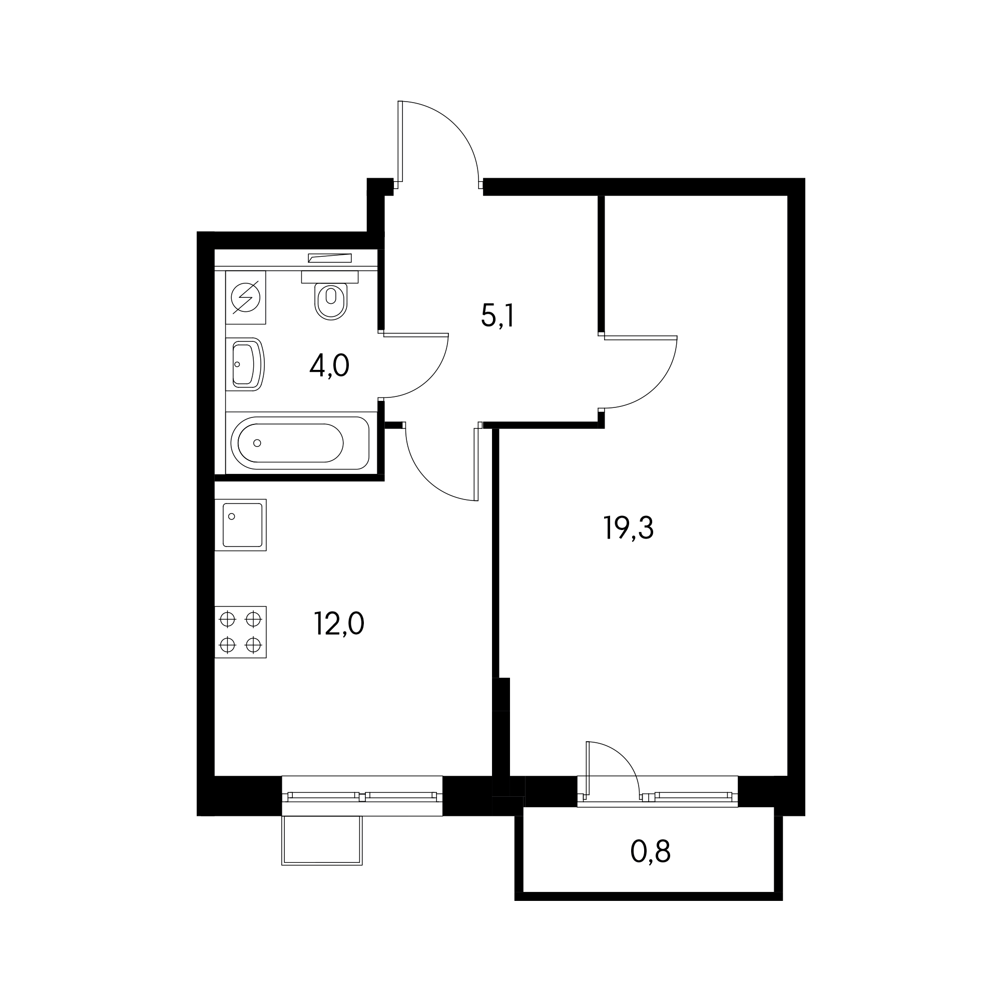 1KM1(B)