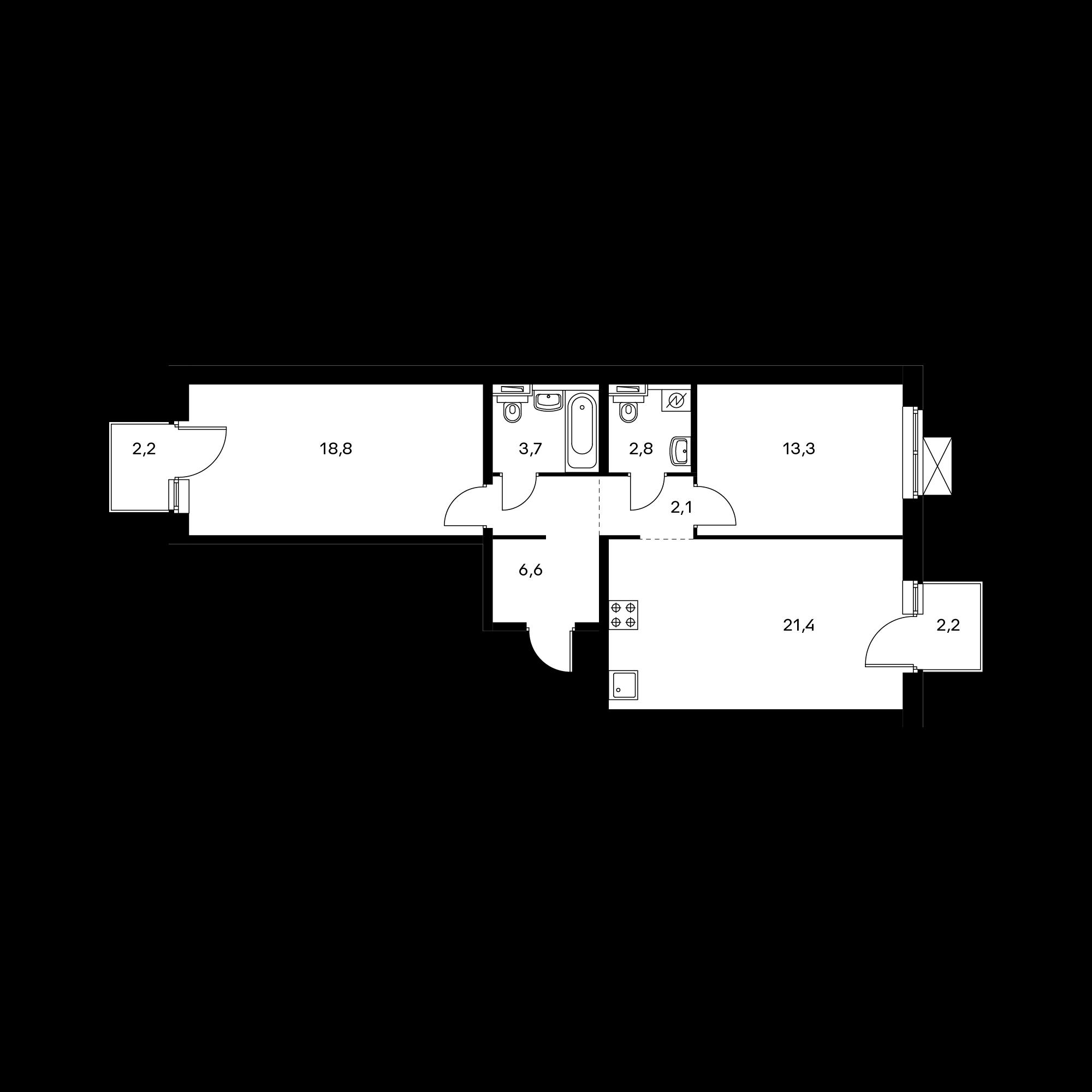 2EL3_6.9-1_B(2,2)/B(2,2)